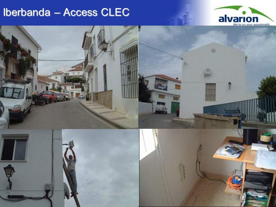 Confidential Information Iberbanda – Access CLEC