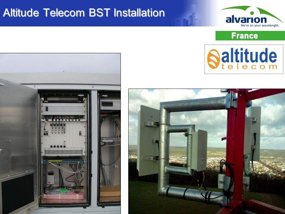 Confidential Information Altitude Telecom BST Installation France