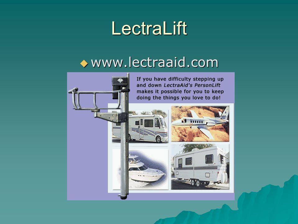 LectraLift  www.lectraaid.com
