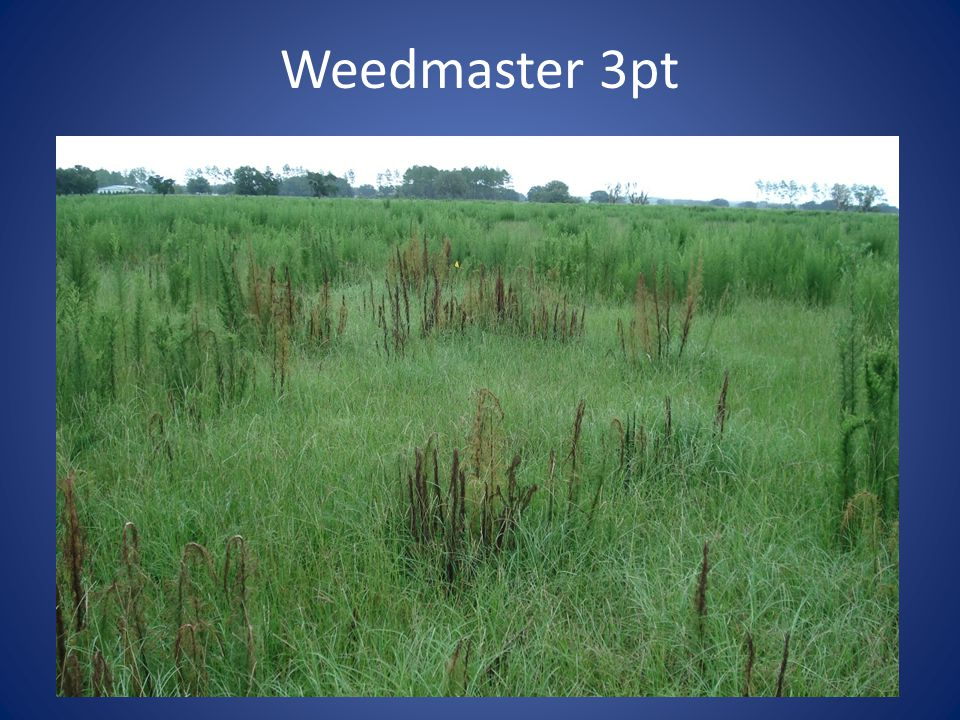 Weedmaster 3pt