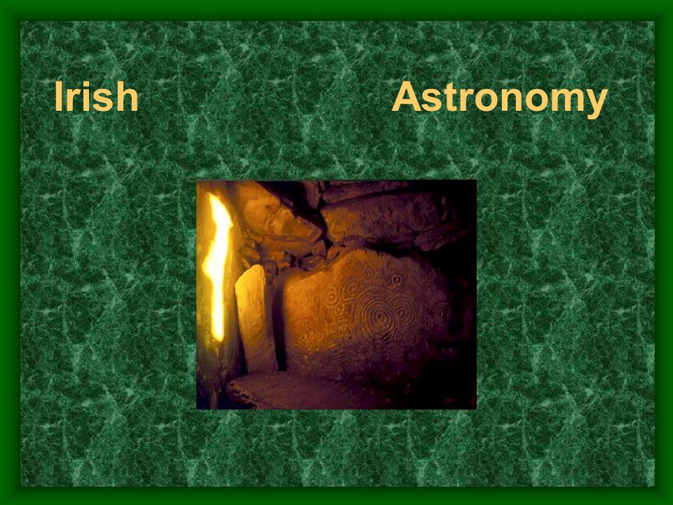 Irish Astronomy