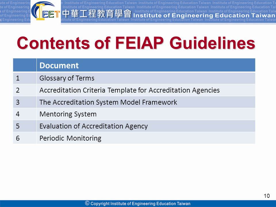 Copyright© 2009 Institute of Engineering Education Taiwan.