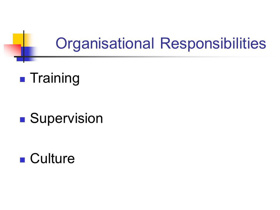 Practitioner Responsibilities Challenging Ourselves?