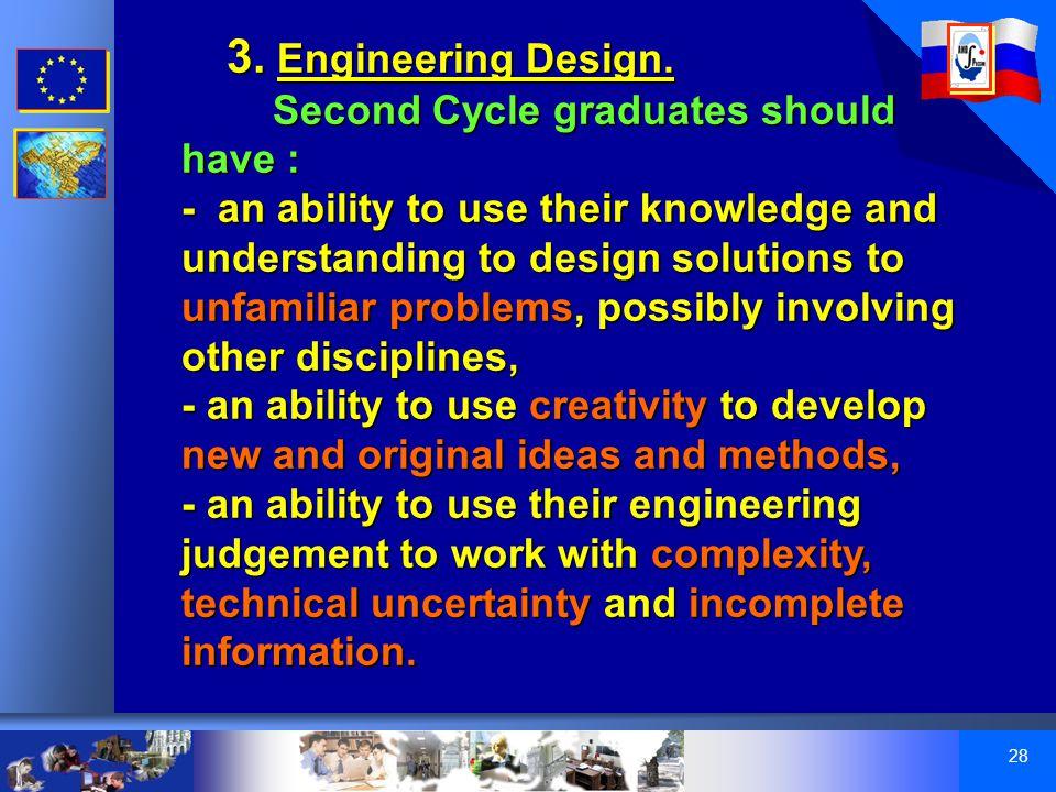 28 3. Engineering Design.