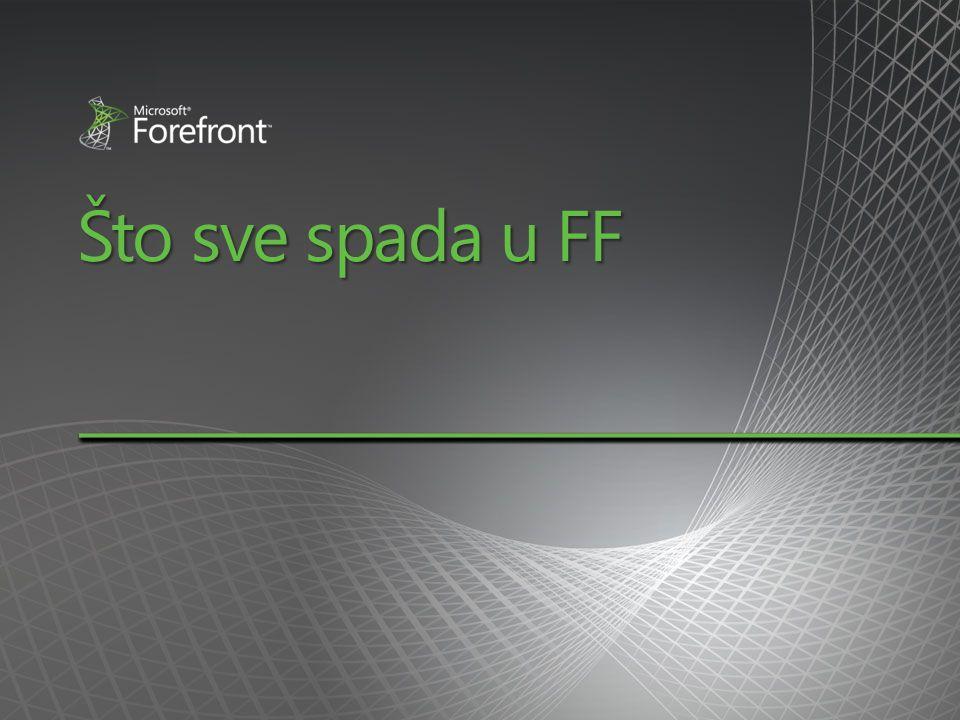 Što sve spada u FF