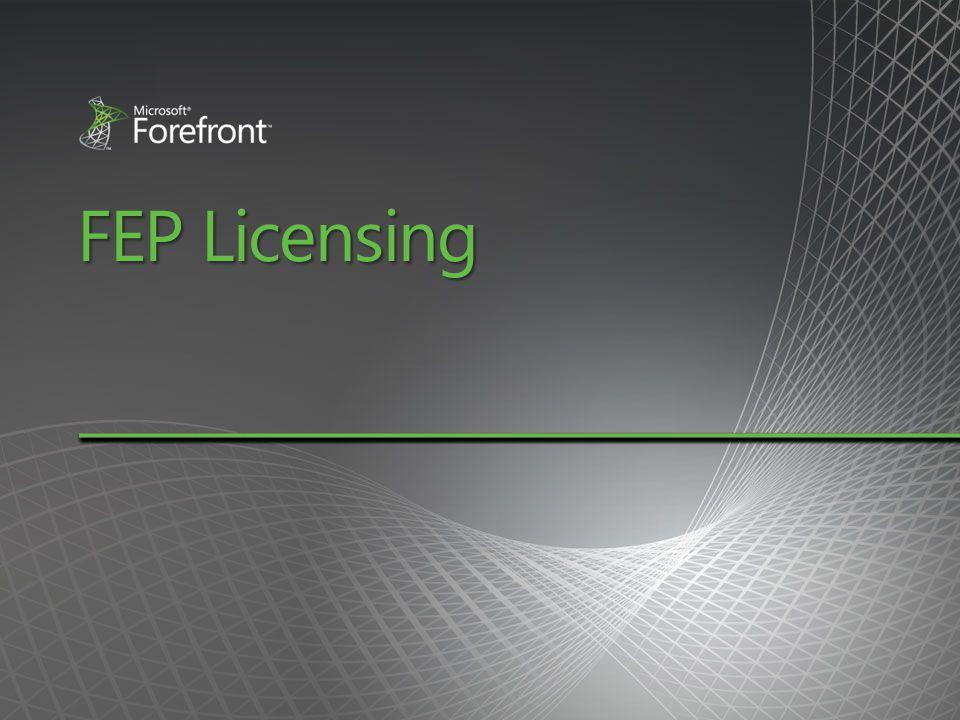 FEP Licensing