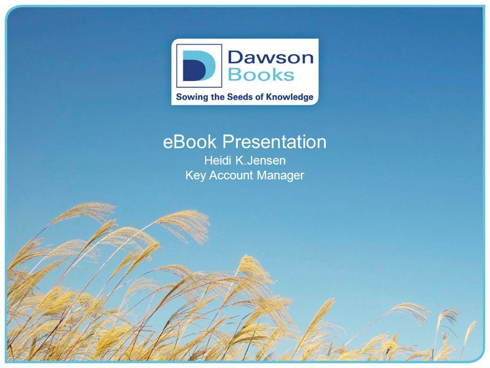 Why Dawson Books.