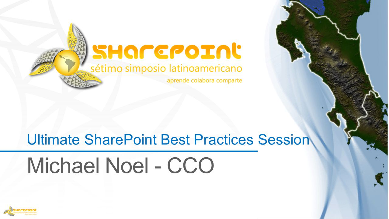 Ultimate SharePoint Best Practices Session