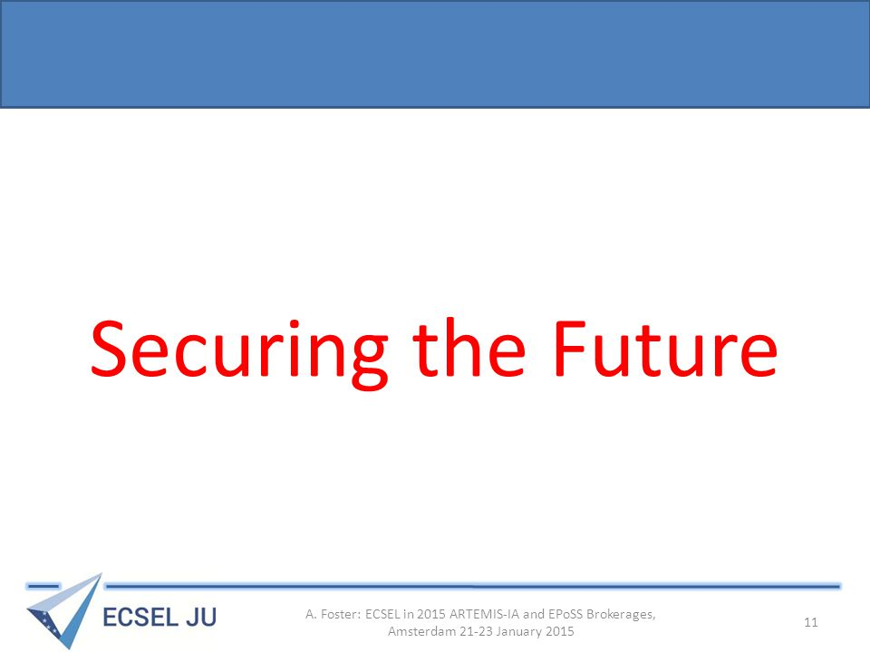Securing the Future A.