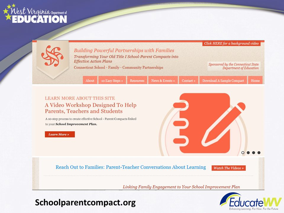 Schoolparentcompact.org
