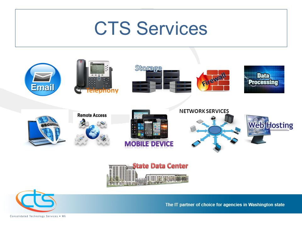 CTS Services NETWORK SERVICES