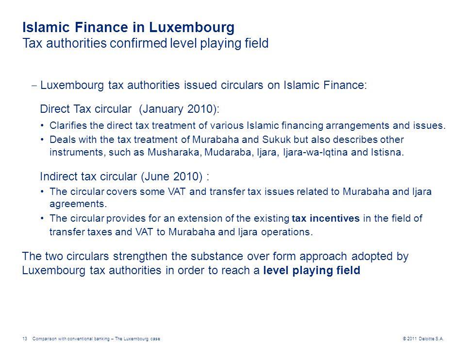 case 13 finance