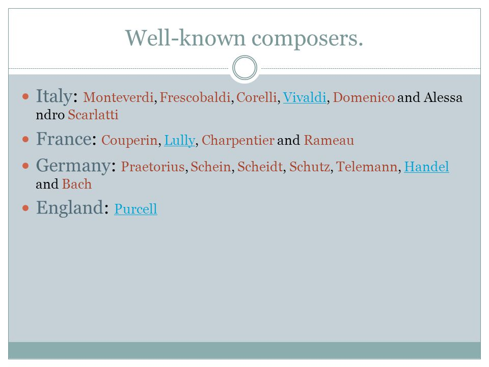 What is the philosophy of baroque music.A belief in music as a potent tool of communication.