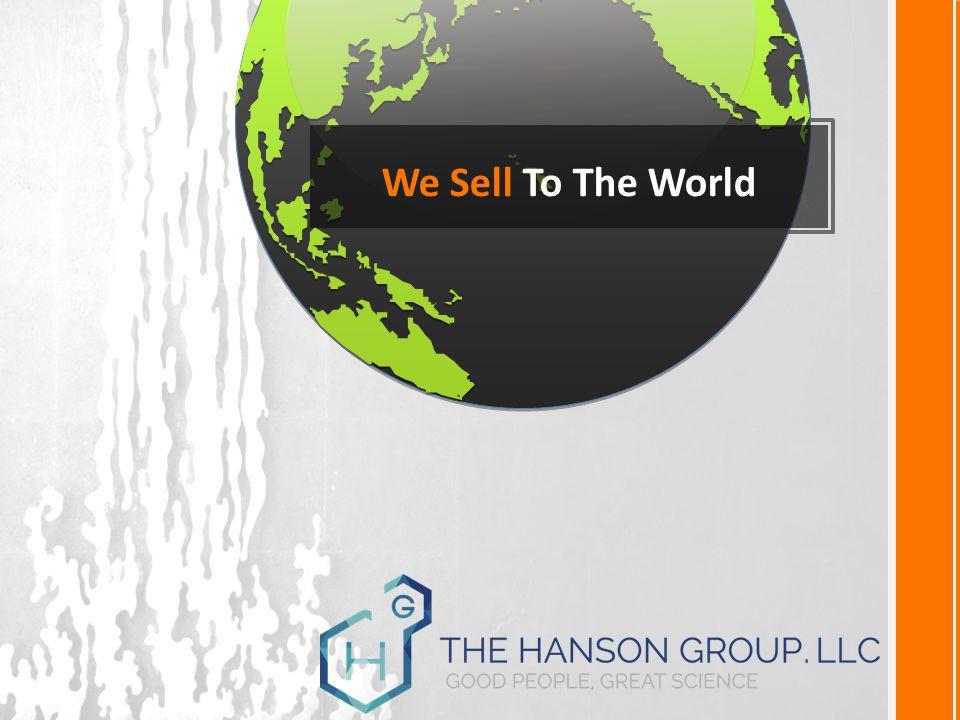 The Hanson Group Successes GOLF BALLS