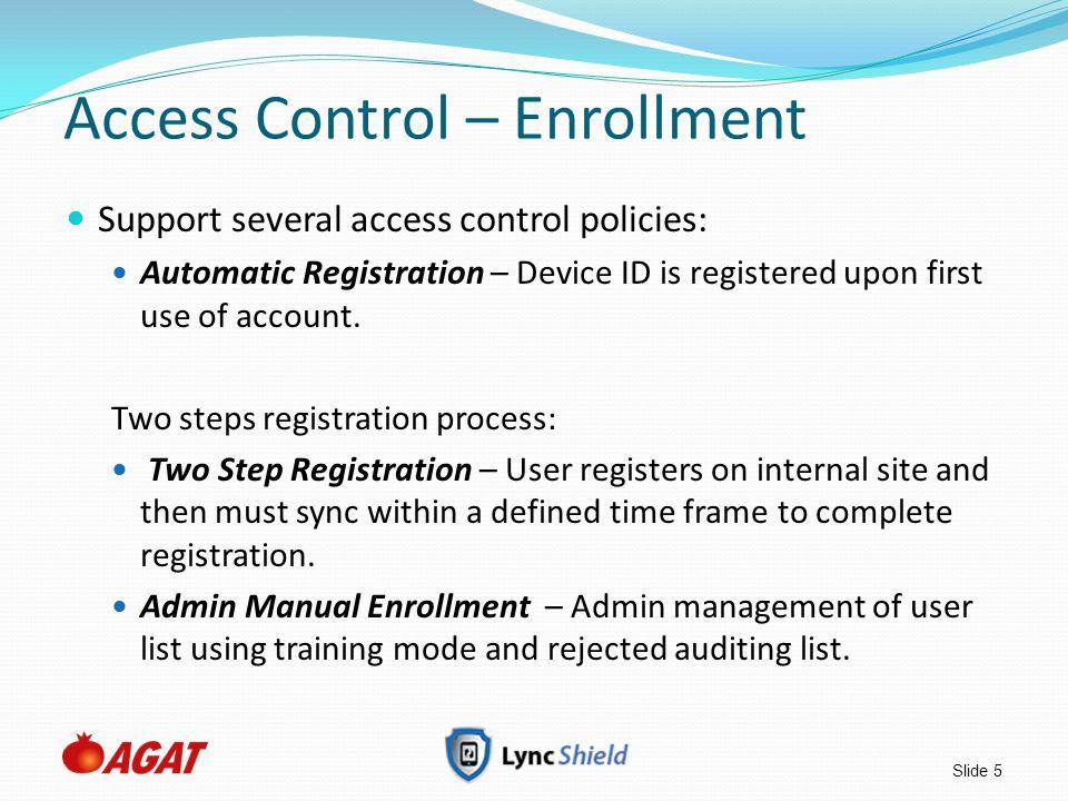 Slide 6 Two Step Registration