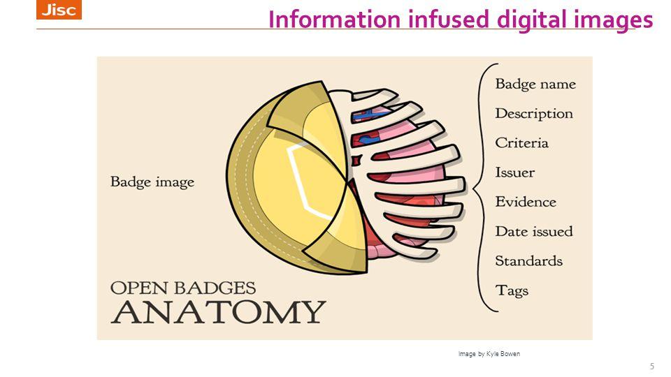 Information infused digital images » Information infused digital images Image by Kyle Bowen 5