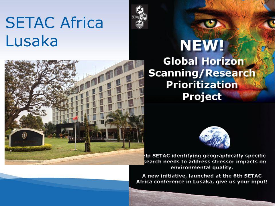 SETAC Africa Lusaka