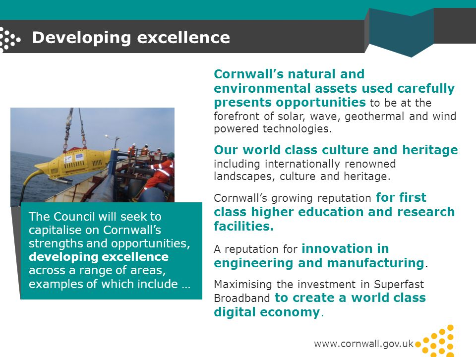 Engaging with our communities www.cornwall.gov.uk Our aim is to enable and empower local people, town and parish councils and the voluntary and community sector to play an active role in making decisions that affect them and in delivering what their community needs.