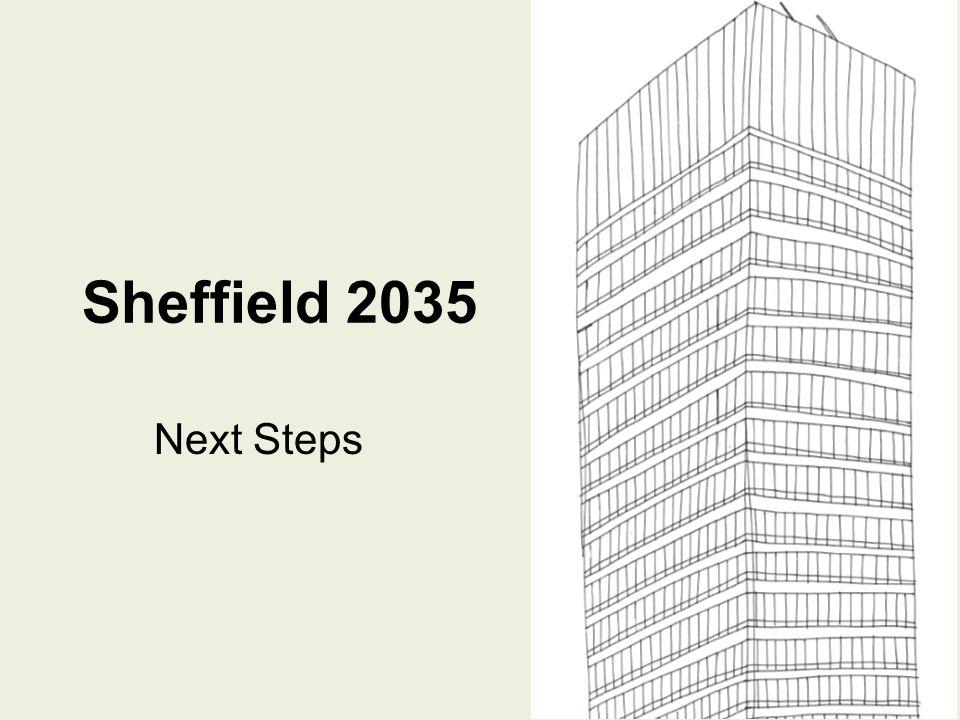 Sheffield 2035 Next Steps