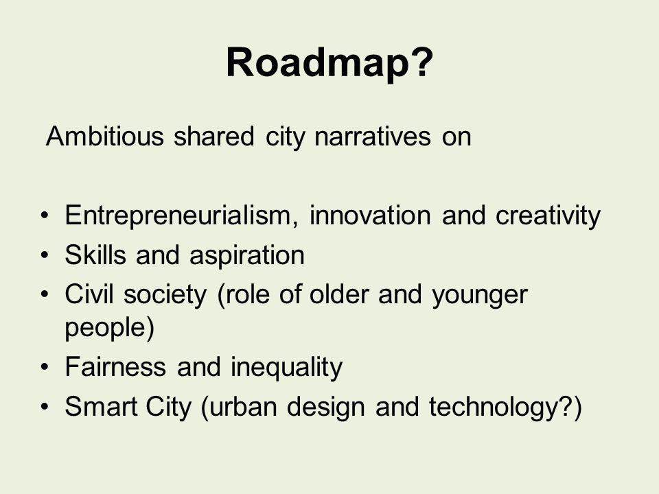 Roadmap.