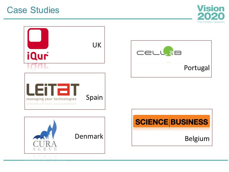 Case Studies Denmark Portugal Spain Belgium UK