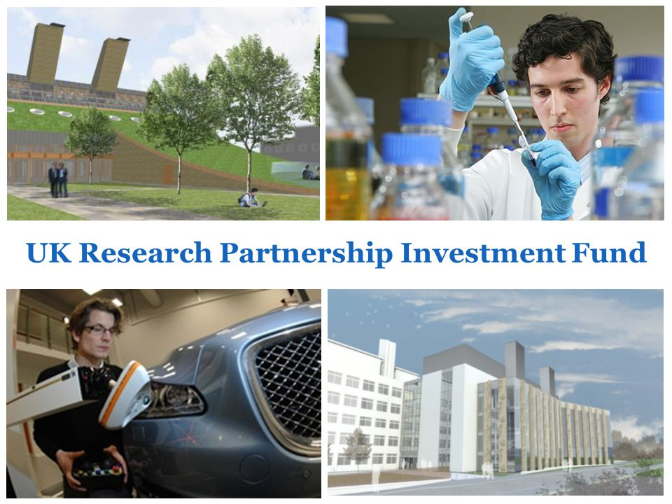 UK Research Partnership Investment Fund