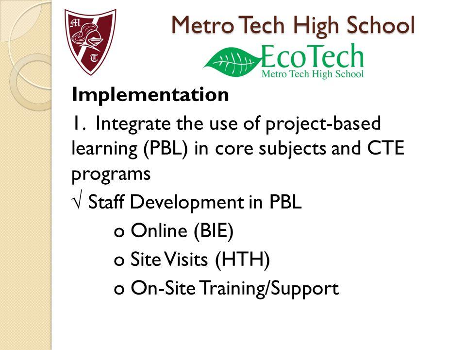 Implementation 1.