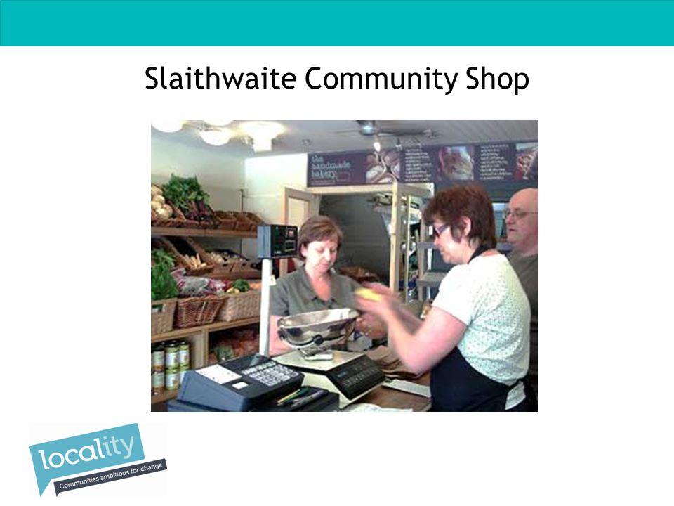 Slaithwaite Community Shop