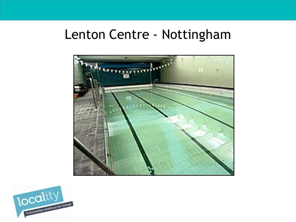 Lenton Centre - Nottingham