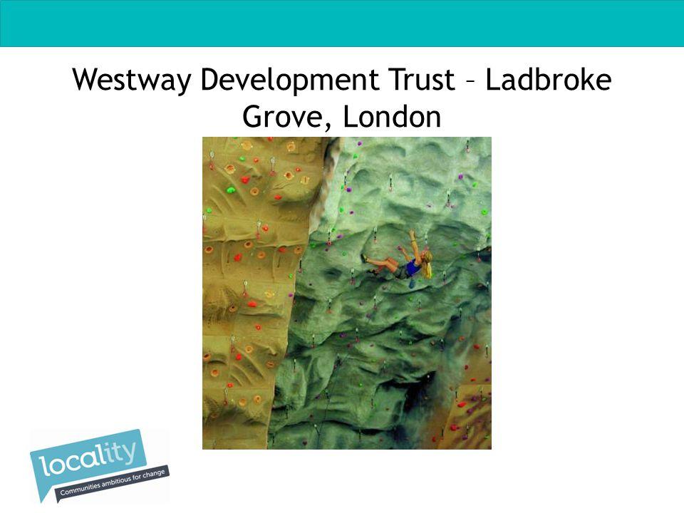 Westway Development Trust – Ladbroke Grove, London