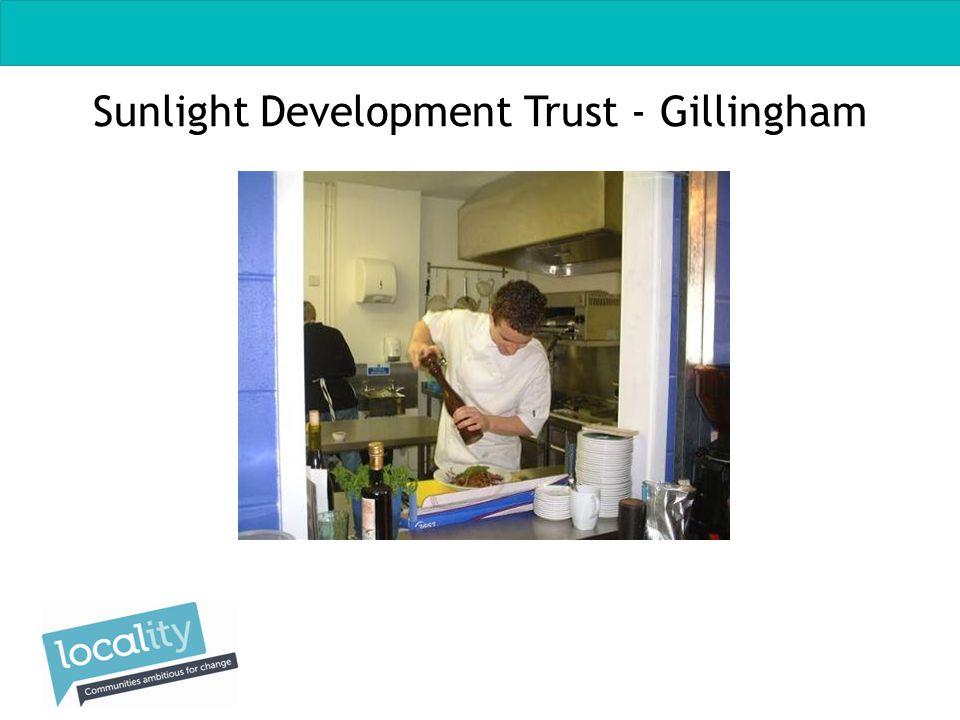 Sunlight Development Trust - Gillingham