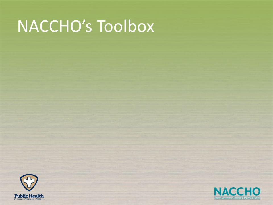 NACCHO's Toolbox