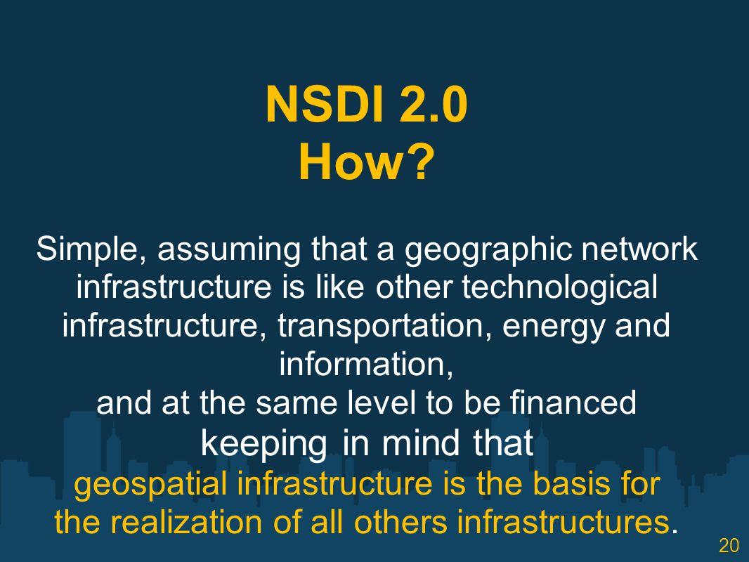 NSDI 2.0 How.
