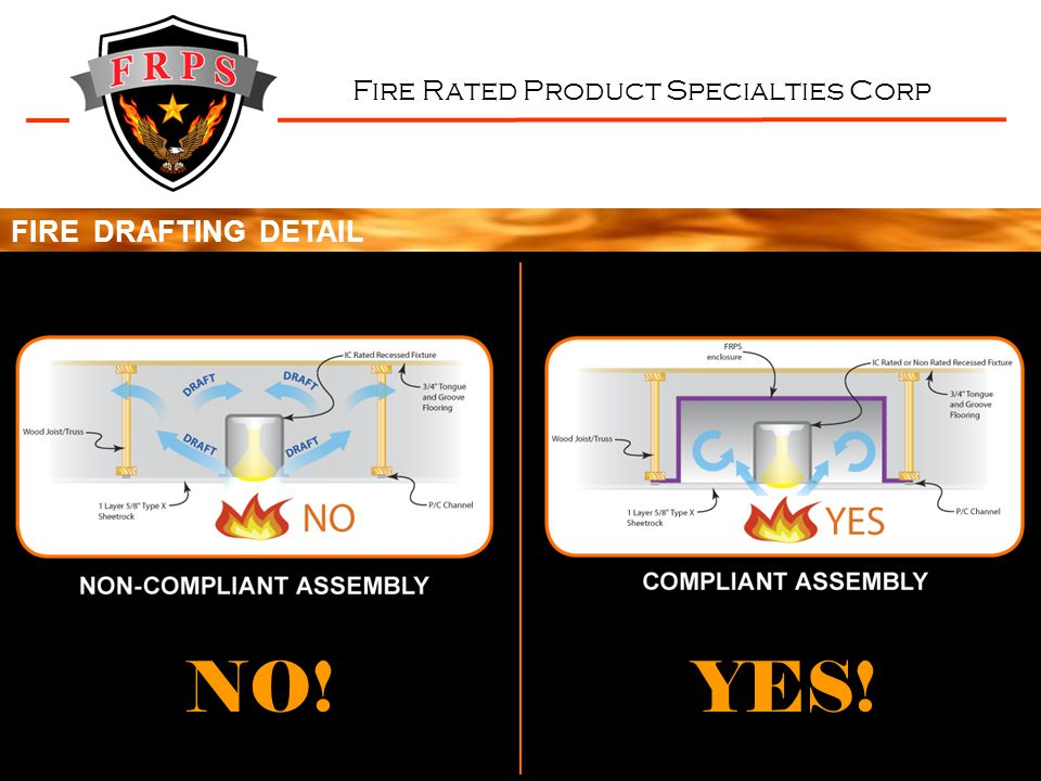 Fire Rated Product Specialties Corp FAQ's 1.Why FRPS enclosures.