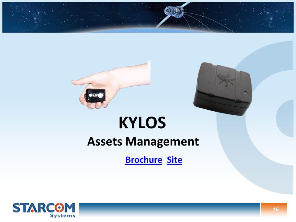 15 KYLOS Assets Management BrochureBrochure SiteSite