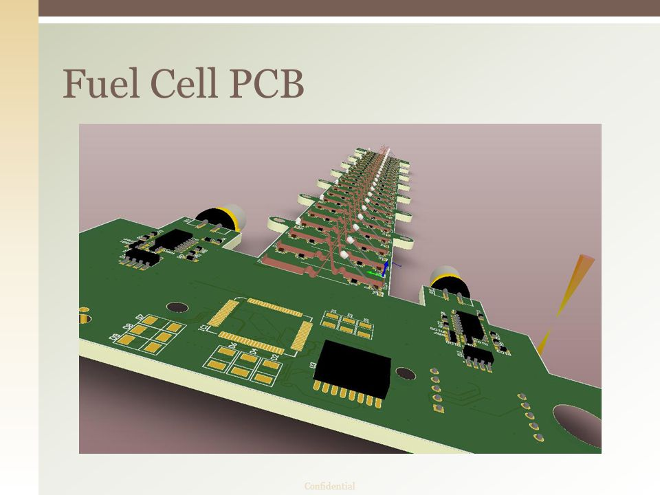 Fuel Cell PCB Confidential