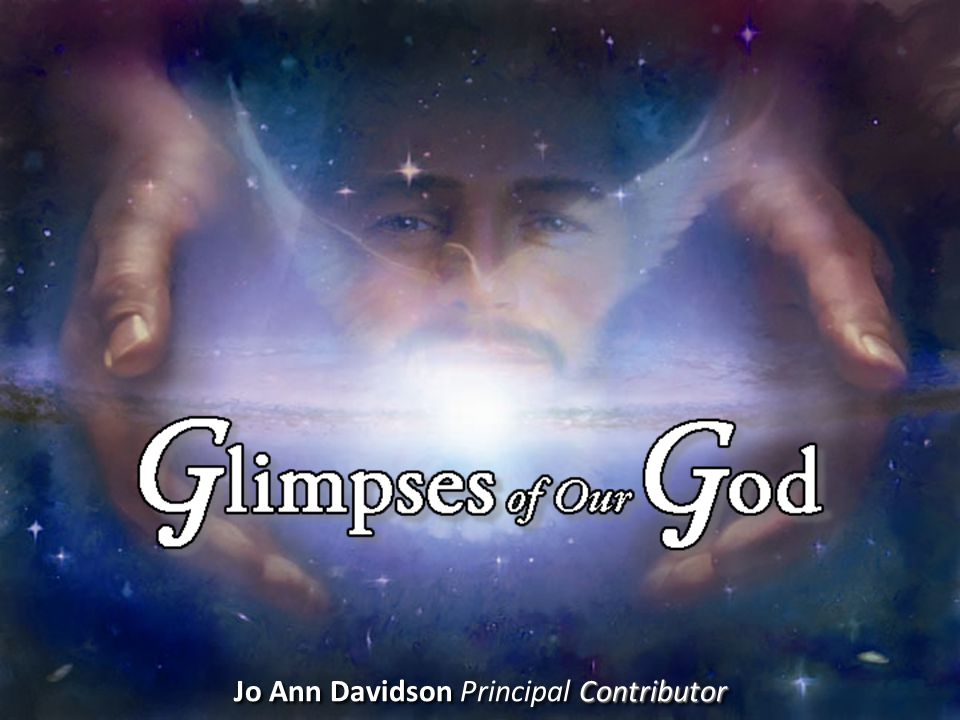 Glimpses of Our God Contents 1 The Triune God 2 In the Beginning 3 God as Redeemer 4 The God of Grace and Judgment 5 The Holiness of God 6 God the Lawgiver 7 Lord of the Sabbath 8 Creation Care 9 The Bible and History 10 The Promise of Prayer 11 God as Artist 12 Love Stories 13 The Promise of His Return