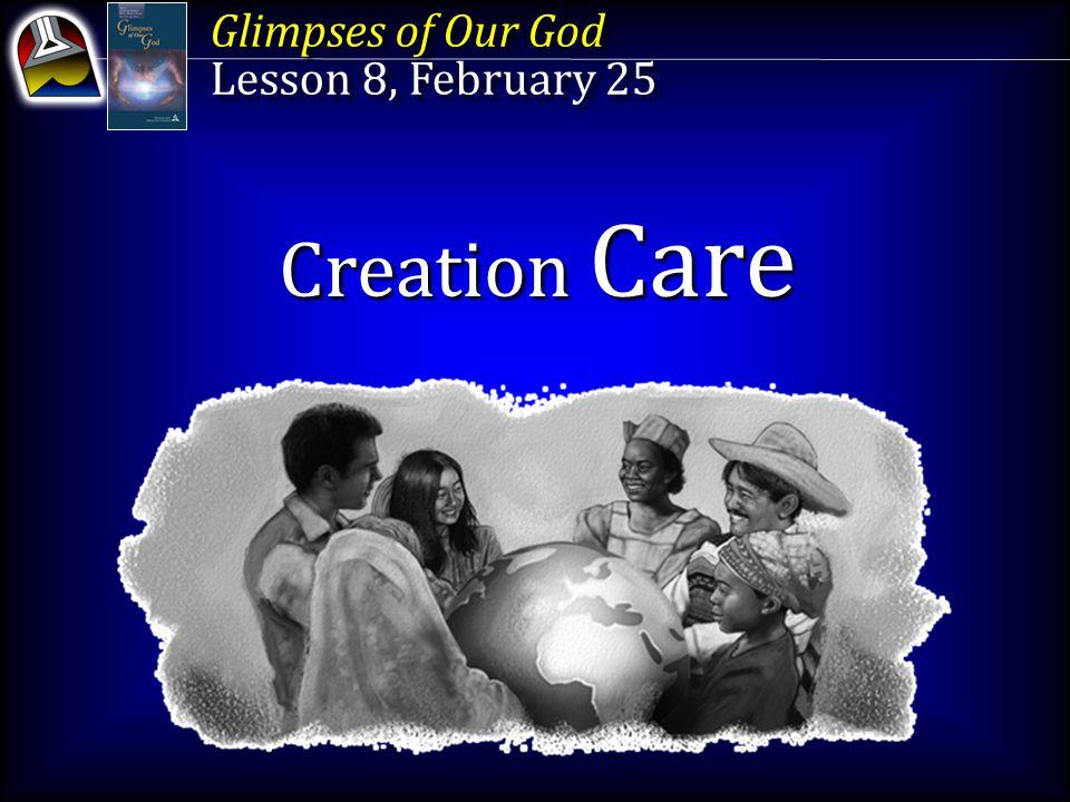 Creation Care 2.