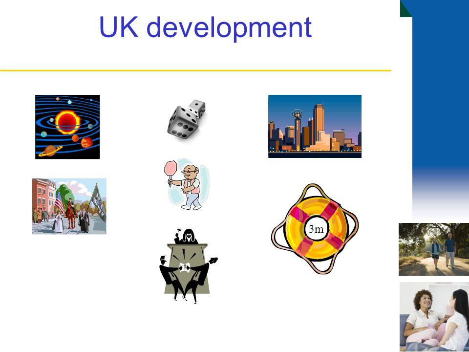 UK development 3m
