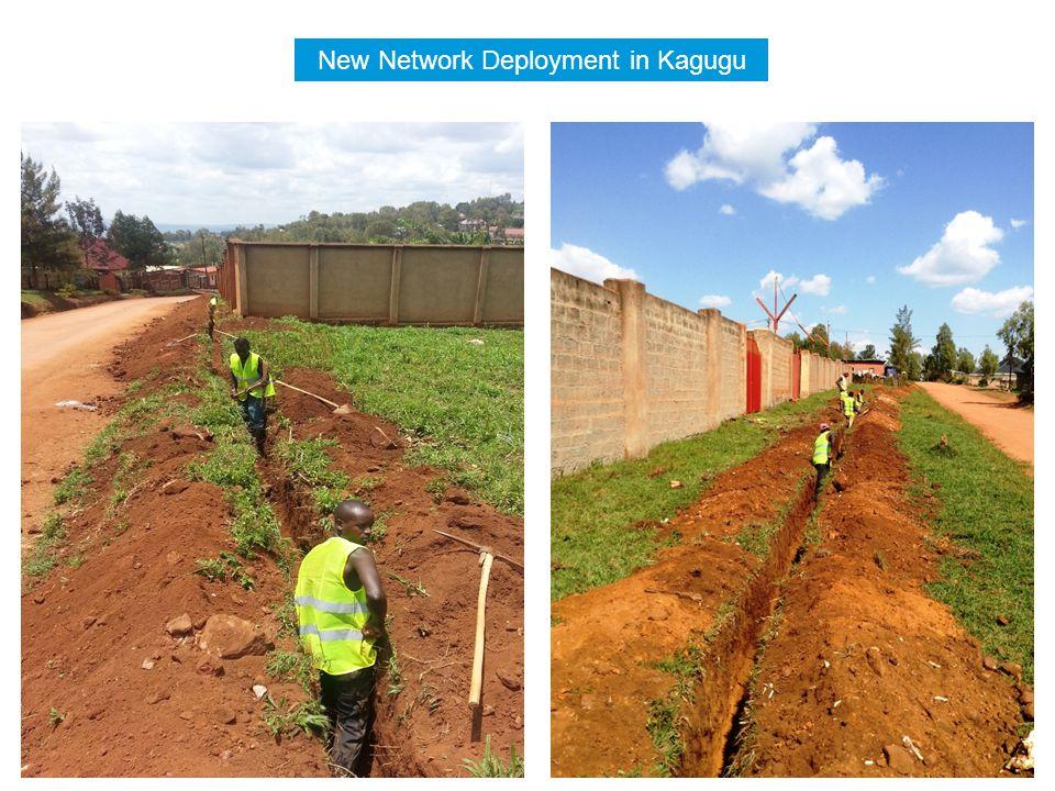 New Network Deployment in Kagugu