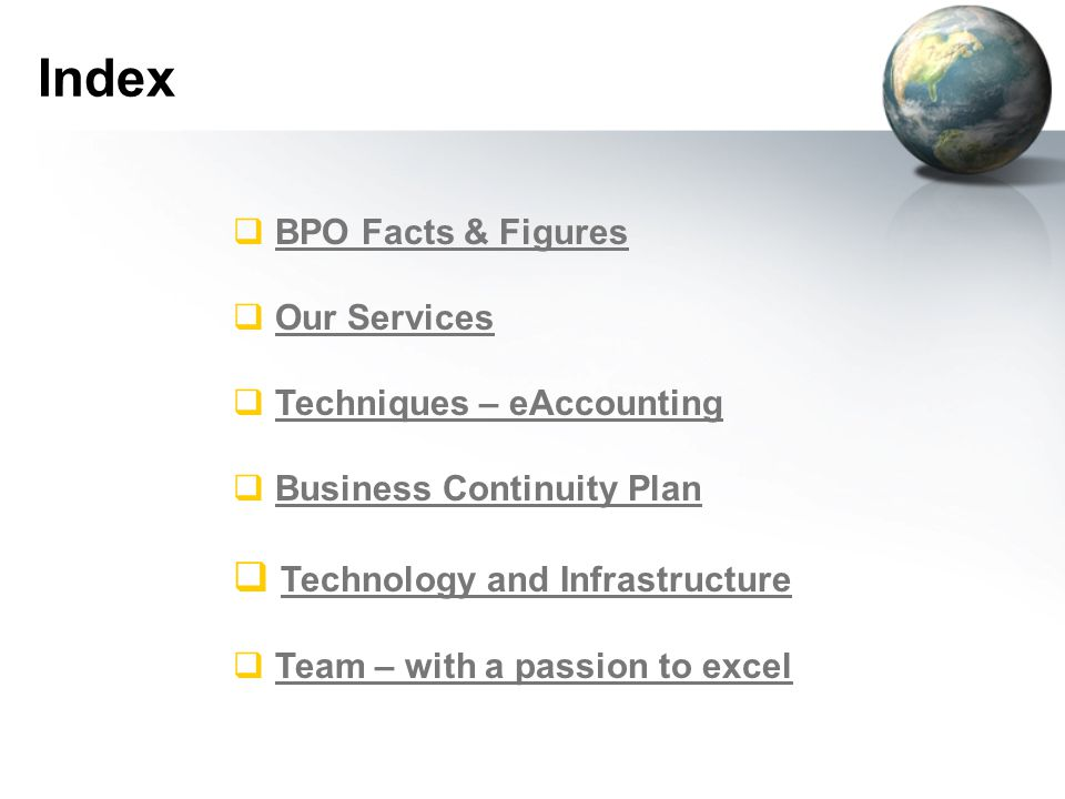  Our facility uses a server to host the bookkeeping software.