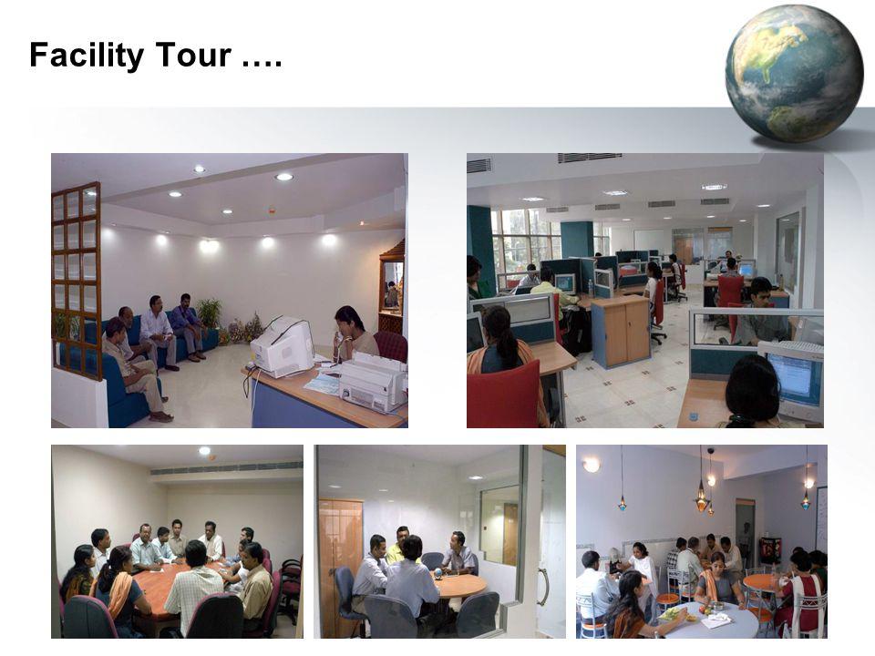 Facility Tour ….