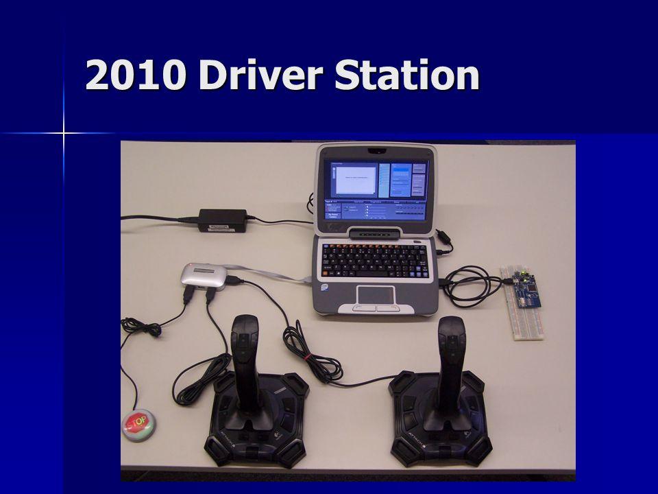Links 2010 Control System Manuals & Updates 2010 Control System Manuals & Updates –http://usfirst.org/roboticsprograms/frc/content.aspx?id=10934 http://usfirst.org/roboticsprograms/frc/content.aspx?id=10934 Note: Chapter 3 is still Encrypted (Breakaway4FRC!) & Won't Print – –http://decibel.ni.com/content/docs/DOC-8923http://decibel.ni.com/content/docs/DOC-8923 Classmate Classmate –http://www.2gopc.com/ http://www.2gopc.com/ Black Jaguar Black Jaguar –http://www.luminarymicro.com/jaguar http://www.luminarymicro.com/jaguar –http://ordering.digikey.com/Promotions/FirstRoboticsCompetiti on.aspx http://ordering.digikey.com/Promotions/FirstRoboticsCompetiti on.aspxhttp://ordering.digikey.com/Promotions/FirstRoboticsCompetiti on.aspx 2CAN Device 2CAN Device –http://www.crosstheroadelectronics.com/2CAN.htm http://www.crosstheroadelectronics.com/2CAN.htm FirstTouch IO Board FirstTouch IO Board –http://www.cypress.com/?rID=38235 http://www.cypress.com/?rID=38235