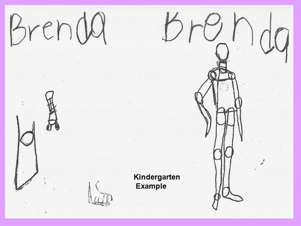 Kindergarten Example