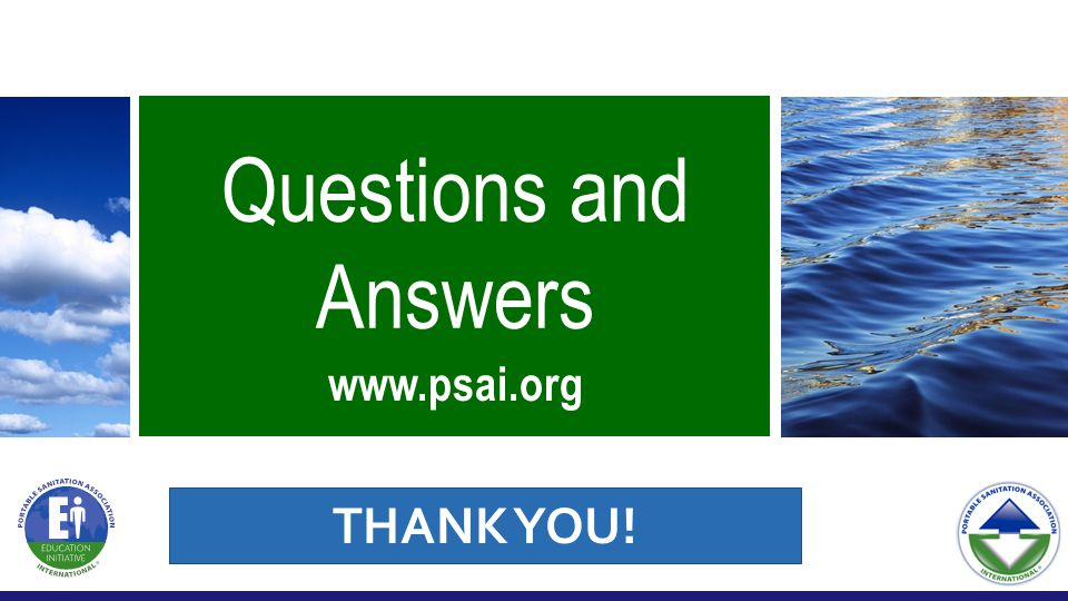 Questions and Answers www.psai.org THANK YOU!