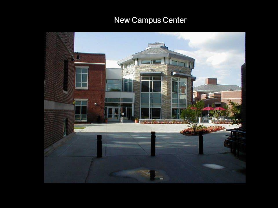 New Campus Center