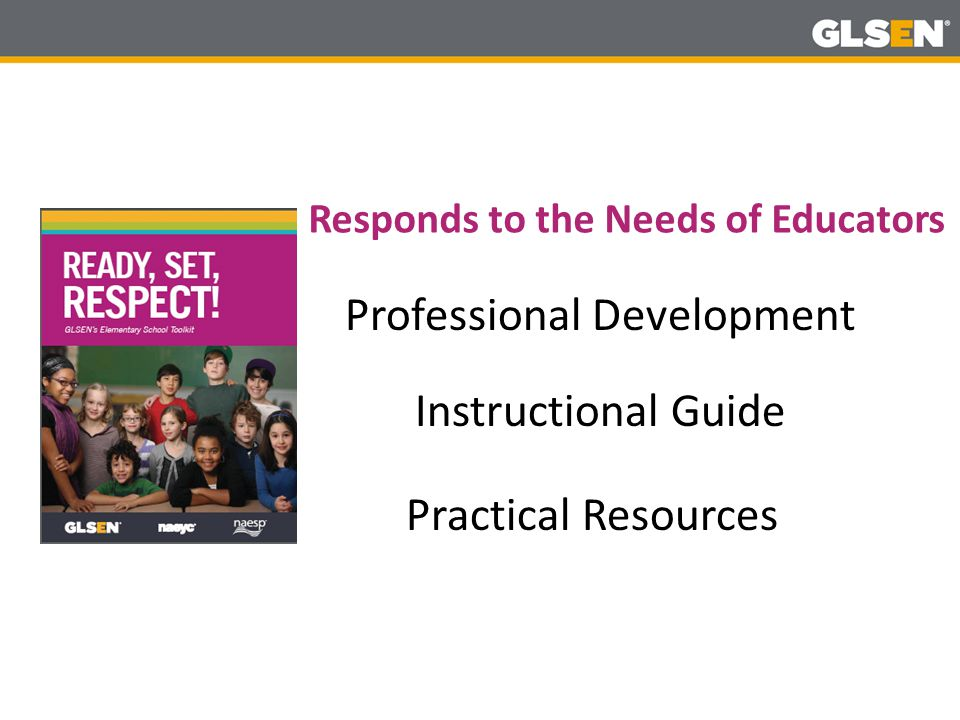 Professional Development Instructional Guide Practical Resources Responds to the Needs of Educators