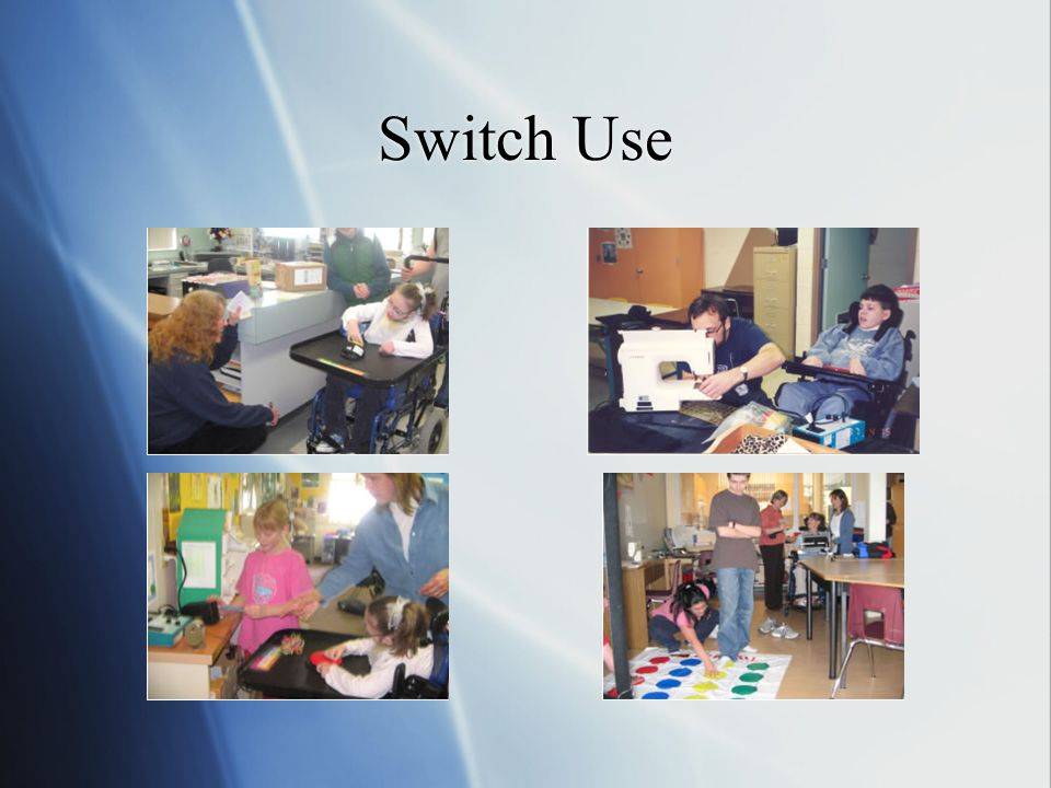 Switch Use