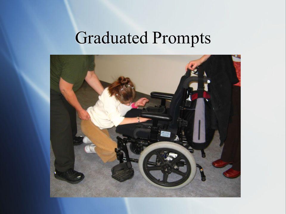 Graduated Prompts