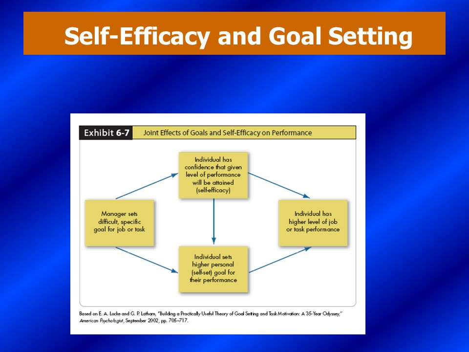 Self-Efficacy Self Esteem, which is…. Individuals' degree of liking or disliking themselves.